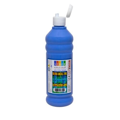 Südor 1009-07 Akrilik Boya  500 Ml Açık Mavi