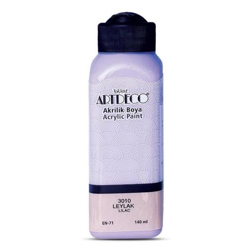 Artdeco Y-070R-3010 Akrilik Boya 140 Ml Leylak