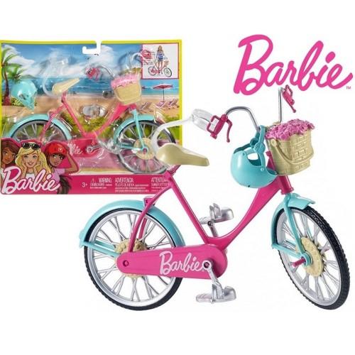 Mattel Dvx55 Barbinin Bisikleti