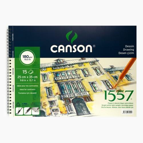 Canson 180152535 Resim Blok 25*35 180 Gr 15 Yaprak