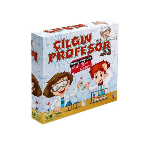 Hobi Çılgın Profesör