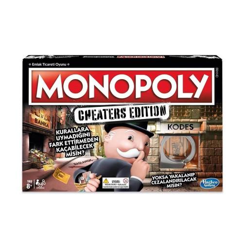Hasbro E1871 Monopoly Cheaders Edition