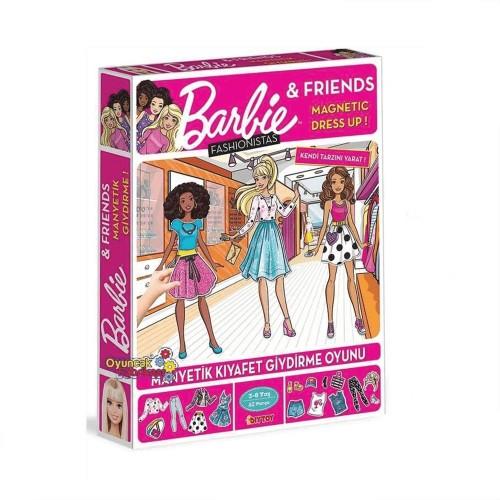 Dıytoy Barbie Fashion Kıyafet Giydirme