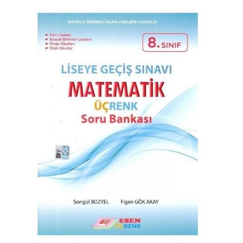 Esen Üçrenk 8.Sınıf Matematik Soru Bankası
