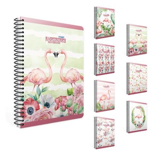 Gıpta Flamingo Spi.Sert Kpk.19*26 100Yp.DefterKare