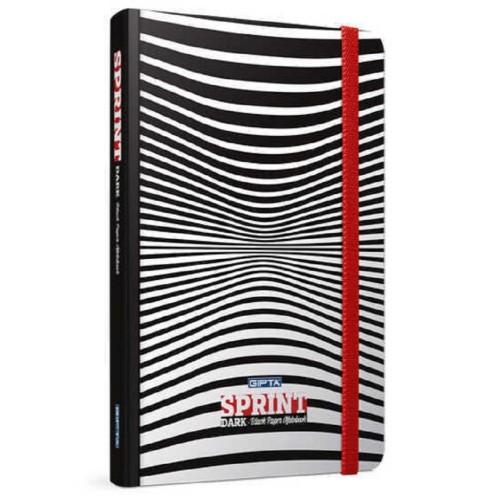 Gıpta Dark Sprint Sert Kpk.Def.13X21 64Yp.Çizgisiz