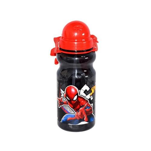 Hakan 97847 Spiderman Şeffaf Matara