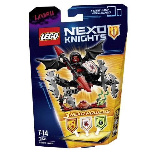 Adore Lego Nexo Lavaria