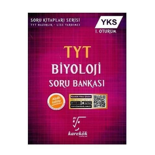 Karekök Yks/Tyt Biyoloji Soru Bankası