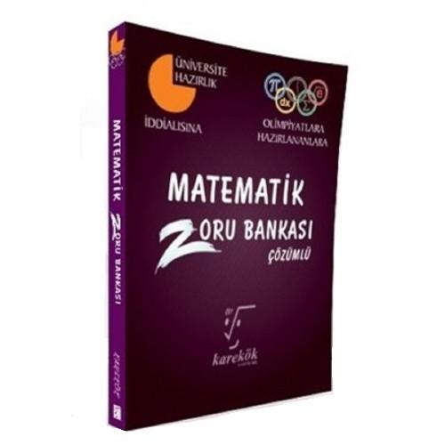 Karekök Ygs/Lys İddialısına Matematik Zoru Bankası