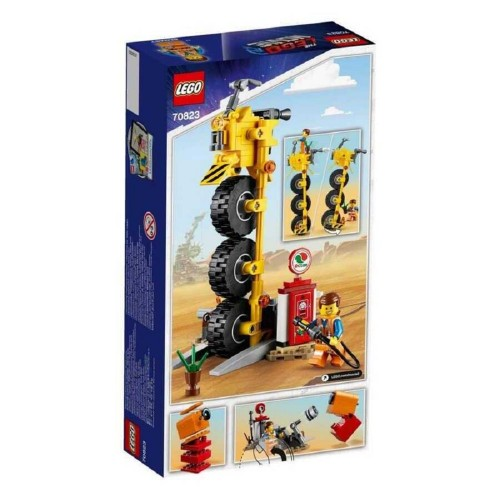 Adore Lego Emmets Thricycle