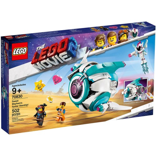 Adero Lego 70830 Sweet Mayhems