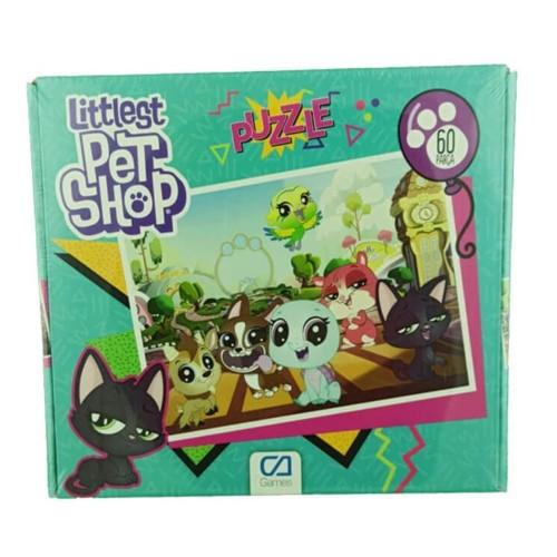 Ca 5097 Littlest Petshop Puzzle 60 Parça