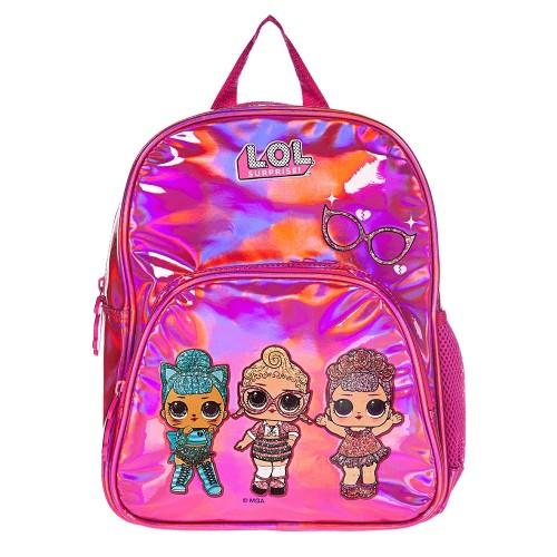 Dönmezler Okul Sırt Çantası LoL Fashion LLÇAN20476