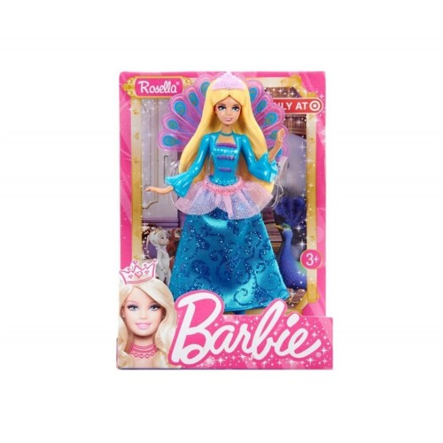 Mattel W1287 Barbie Güzel Prensesler
