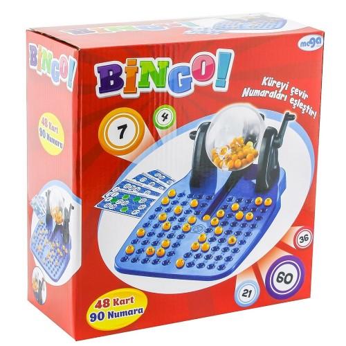 Mega Bingo Yeni