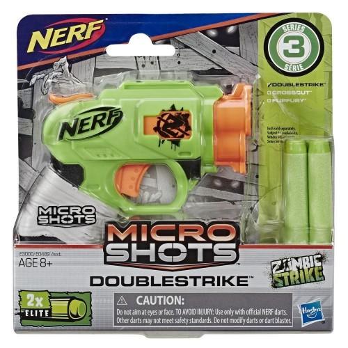 Hasbro E0489 Nerf Mıcroshots Doublestrıke