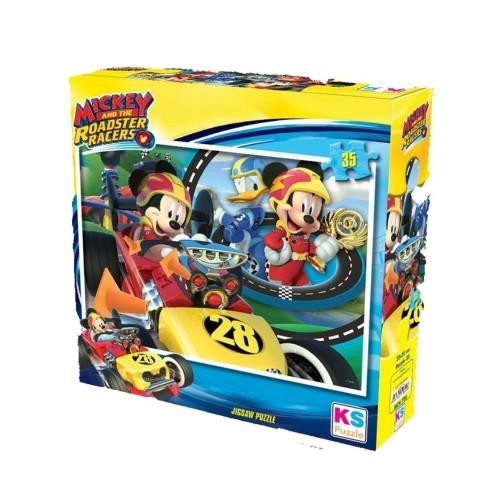 Onur 35 Parça Puzzle Lisanslı Mickey