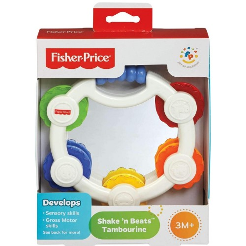 Fisher Price Blt37 Müzikli Renkli Tef Oyuncak