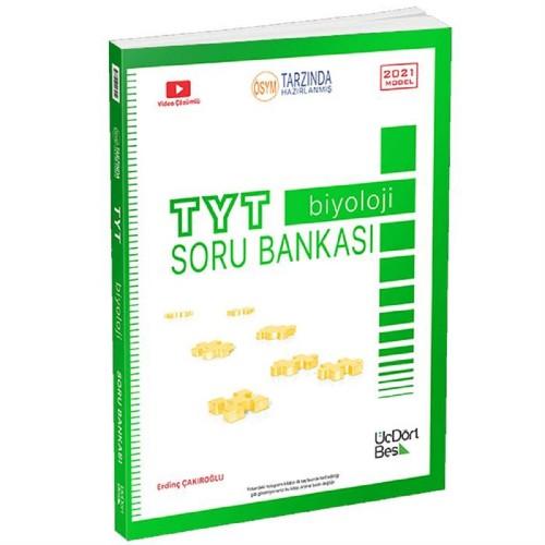 Üçdörtbeş Tyt Biyoloji Soru Bankası