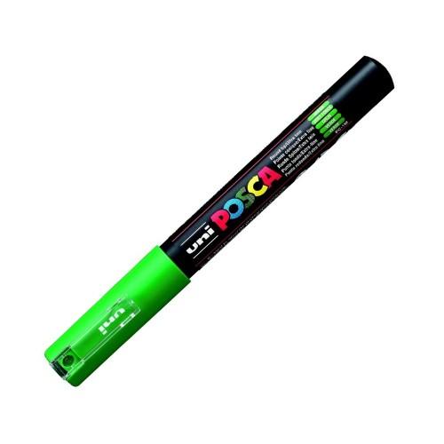 Uni Posca Markör Pc-1M Yeşil