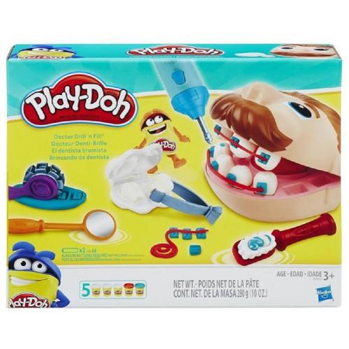 Hasbro F1259 Play-doh Dişçi Seti