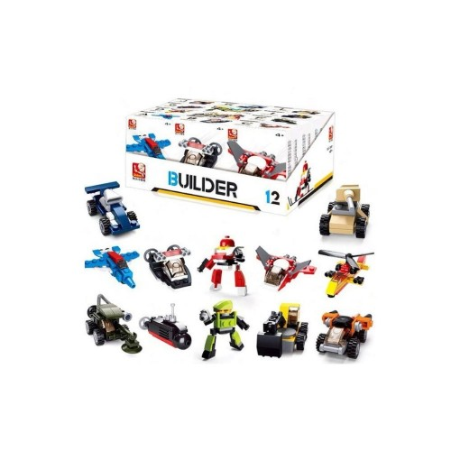 Sluban Buılder Hareket Ekibi Lego