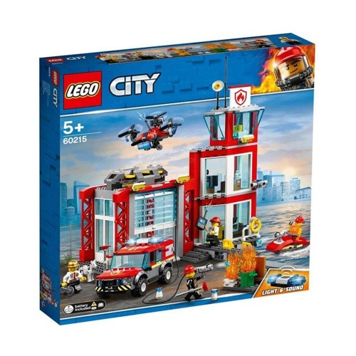 Adore Lsc60215 Fire Station