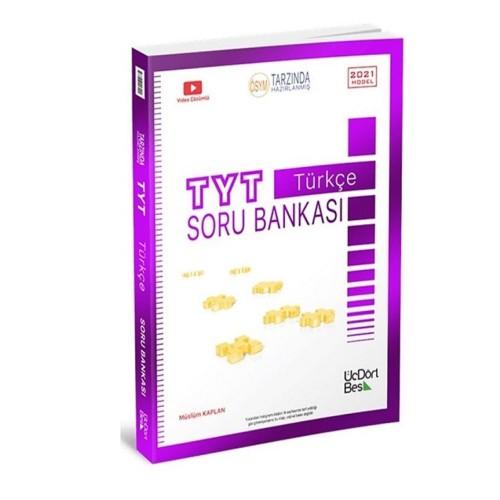 Üçdörtbeş Tyt Türkçe Soru Bankası