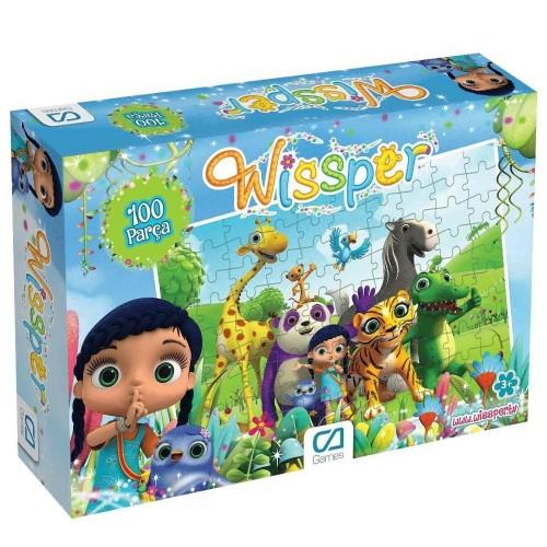 Ca 5067 Wissper Puzzle 100 Parça
